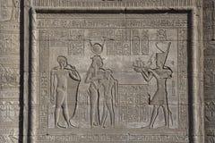 Ruiny świątynia bogini miłość w Denderze Obrazy Royalty Free