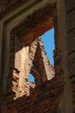 Ruiny obraz royalty free