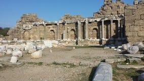 ruiny Zdjęcia Stock