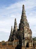 ruiny antyczna świątynia Obraz Royalty Free
