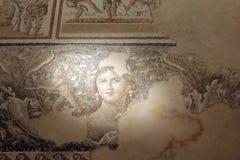 Ruiny antyczni miasteczka imperium rzymskie Beth Shearim i Zippori Izrael fotografia stock