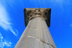 Ruiny antyczny Chersonesos Obrazy Royalty Free