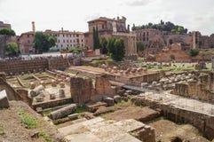 Ruiny antyczny Rzym Obraz Royalty Free