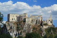 Ruiny Beckov Obrazy Royalty Free