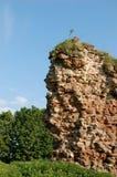 Ruiny ściana Zdjęcia Royalty Free