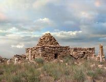 Ruiny cmentarz Zdjęcie Royalty Free
