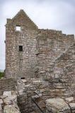 Ruiny Craigmillar kasztel obraz royalty free