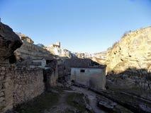 ruiny de Granada Zdjęcia Royalty Free