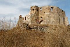 Ruiny grodowy Siewierz 03 zdjęcia royalty free