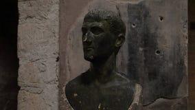 Ruiny Herculaneum, Włochy zbiory