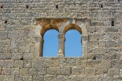 Ruiny historyczny Obraz Royalty Free