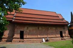 Ruiny i świątynia Ayutthaya Dziejowy Parkowy Tajlandia Zdjęcia Stock