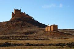 Ruiny i Kaplica Obraz Stock