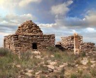 Ruiny Islamski cmentarz Fotografia Royalty Free