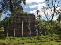 Ruiny jesuit misje w Argentina Zdjęcie Stock