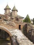 ruiny kościelne obrazy royalty free