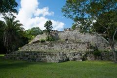 Ruiny kohunlich obraz royalty free