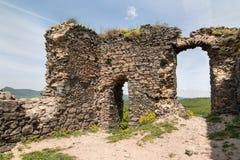 Ruiny Kostalov kasztel Fotografia Royalty Free