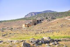 Ruiny miasto Fotografia Stock