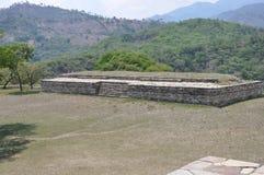 Ruiny Mixco Viejo, Gwatemala Zdjęcie Stock