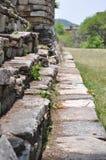 Ruiny Mixco Viejo, Gwatemala Fotografia Royalty Free