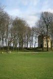 Ruiny Paulava republiki Pavlov republika w Lithuania fotografia royalty free