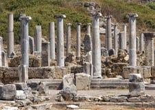Ruiny Perge Obrazy Stock