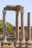 Ruiny Perge Fotografia Stock