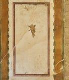 Ruiny Pompeii, antyczny Romański miasto Pompei, Campania Włochy Obrazy Stock