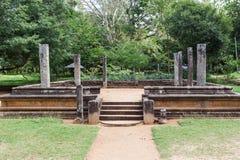 Ruiny przy Anuradhapura, Sri Lanka Obrazy Royalty Free