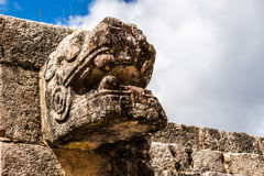 Ruiny przy Chichen Itza Fotografia Stock