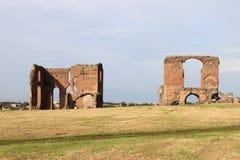Ruiny Quintili willa Fotografia Stock