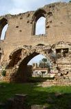Ruiny St George grka kościół Fotografia Stock