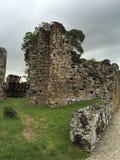 Ruiny Stary forteca, Panama Zdjęcie Stock