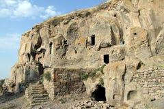 Stare ruiny w Ahlat Zdjęcie Stock