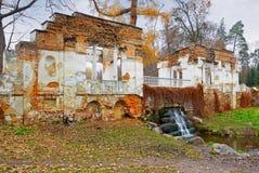 Ruiny w Aleksandria Zdjęcia Stock