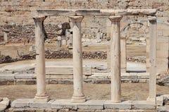 Ruiny w Ateny Obrazy Stock