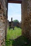 Ruiny Włochy Zdjęcia Royalty Free