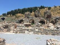 Ruiny w Selçuk Zdjęcie Stock