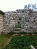 Ruiny w wiośnie Obraz Royalty Free