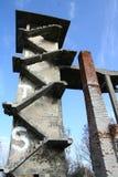 Ruiny wapna kiln Zdjęcie Royalty Free