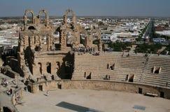 ruiny widzieć miasteczko Fotografia Royalty Free
