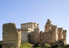 ruiny zamku Zdjęcie Royalty Free