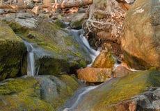 Ruisseau circulant Photos stock
