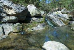 Ruisseau d'automne Images libres de droits