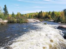 Ruisseau de bavardage Image stock