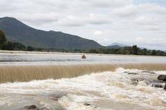 Ruisseau de l'eau Photo libre de droits