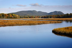 Ruisseau de Marshall Photo libre de droits