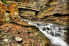 Ruisseau HDR de Stoney Photos libres de droits