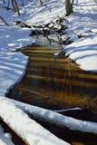 Ruisseau transparent Images stock